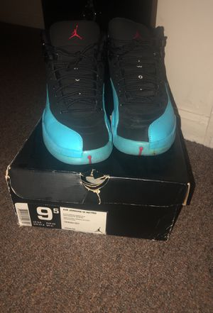1fefaa31673807 Air Jordan 12 Gamma Blue size 9.5 —2013 for Sale in Bronx