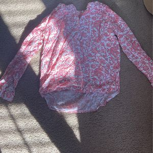 Loft Women's Button Up Shirt for Sale in Leesburg, VA
