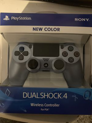 Dual Shock PS4 wireless controller for Sale in National City, CA