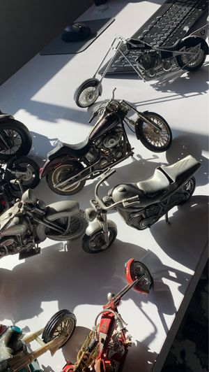 Motorcycle Collection / Toys / Collectibles for Sale in Mukilteo, WA