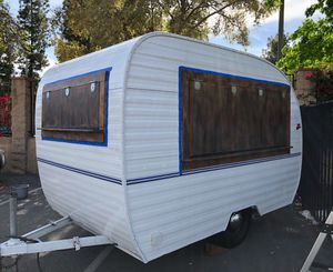 Vintage trailer for food service, mobile store front or camping for Sale in Pasadena, CA