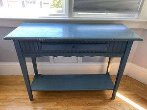 Wood Console Table for Sale in San Francisco, CA