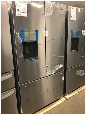[*]Whirlpool Brand New Refrigerator 1yr Manufacturers Warranty[*] for Sale in Mesa, AZ