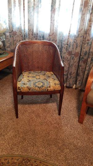Wicker chair for Sale in Modesto, CA