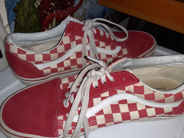 Red Van's size 11.0