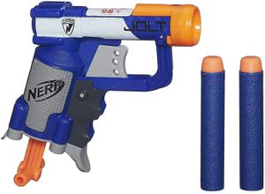 2 Nerf Jolt Pistols with Green Scope for Sale in Vancouver, WA