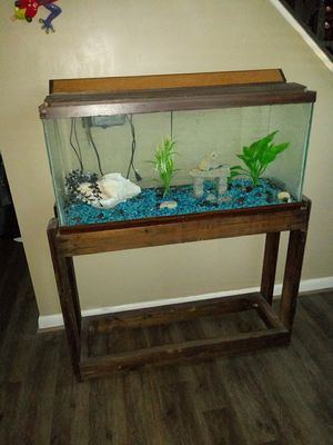 Fish Tank for Sale in Clinton, MD