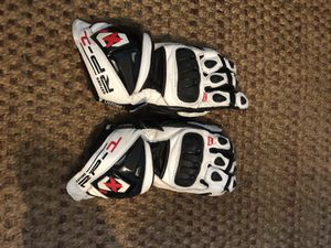 Oxford RP-1 full gauntlet racing gloves for Sale in Leavenworth, WA