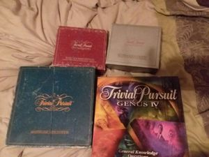 Trivia pursuit games for Sale in Fort Smith, AR