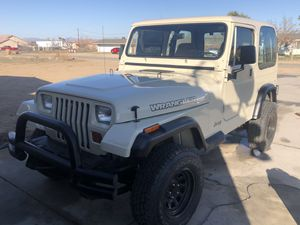Jeep Wrangler yj 1992 for Sale in Hesperia, CA