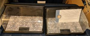 Pair of Franklin Mint 1:24 Scale Diecast Display Cases for Sale in Silver Spring, MD