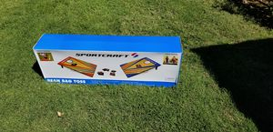 Bean bag toss game brand new in box. for Sale in Orange, CA