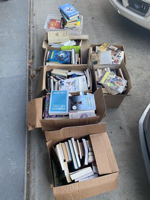 Books for Sale in La Mesa, CA