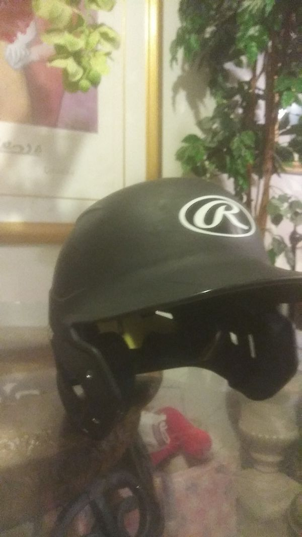 Rawlings baseball helmet