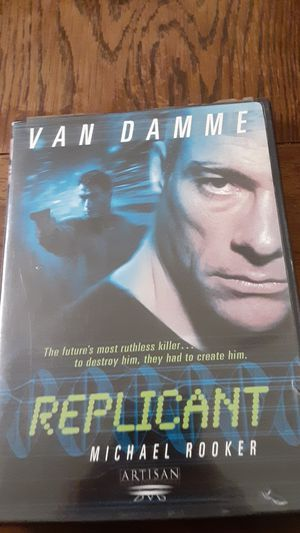 Replicant DVD for Sale in Grand Saline, TX