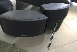 Bose 321 speakers for Sale in Chandler, AZ