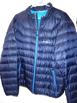 Eddie Bauer Stormdown 800 First Ascent men large jacket for Sale in Virginia Beach, VA