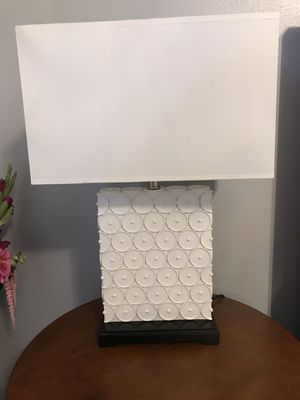 Pair of Modern Lamps for Sale in Anchorage, AK