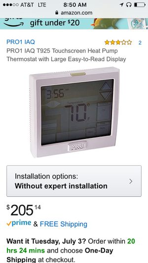 Digital thermostats cheaper than Home Depot for Sale in Fort Lauderdale, FL