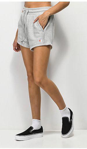 Women's Champion Reverse Weave Shorts (Size: Medium) for Sale in Artesia, CA