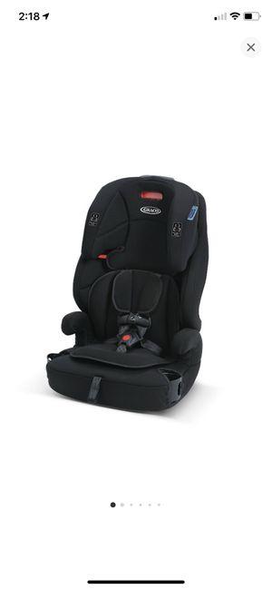 New! Graco 3 in 1 booster car set in black! for Sale in Gilbert, AZ
