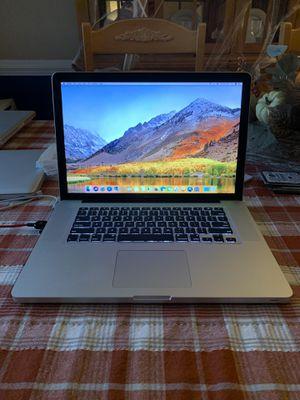 "2011 MacBook Pro 15"" 16GB RAM 500GB SSD Excellent Condition for Sale in Lansdowne, VA"