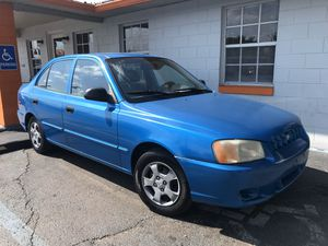 2000 HYUNDAI ACCENT GL for Sale in Kissimmee, FL