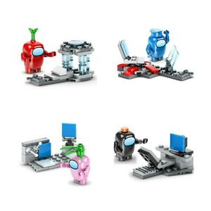 Among US MINIFIGURES BUILDING SET for Sale in Charlotte, NC