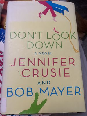 Don't Look Down by Jennifer Cruise - Hard cover for Sale in Redlands, CA