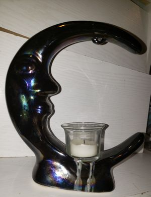 Moon candle holder for Sale in Shelbyville, TN