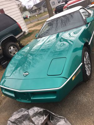 1990 Chevrolet Corvette for Sale in Pemberton, NJ