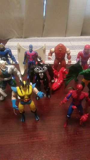 Marvel Action Figures 90's collection for Sale in Chula Vista, CA