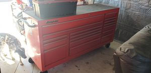 Snap on tool box for Sale in San Bernardino, CA