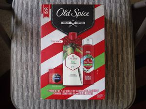 Old Spice hair style free bow tie shampoo for Sale in Santa Ana, CA