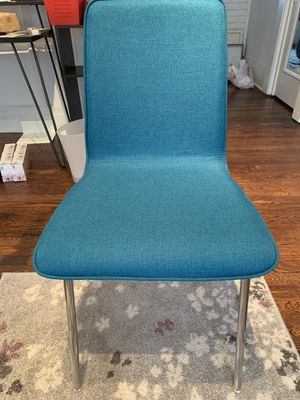 Teal Chair for Sale in Cleveland, OH