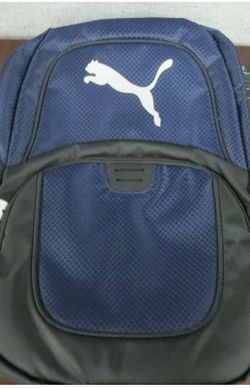 Puma Challenger Backpack, Blue, For Laptop/iPad /iPad Pro/MacBook for Sale in Torrance,  CA