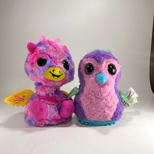 """Spin Master Hatchimals 5"""" Owl And Lallama Interactive Toy Unicorn Hatched Blue for Sale in Virginia Beach, VA"""
