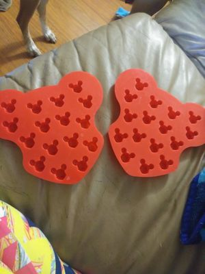 mickey silicone molds for Sale in Spring Hill, FL
