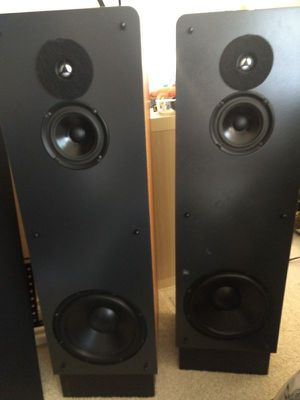 "Audio Concepts Inc Tower Speakers (40"" high!) Audiophile for Sale in San Diego, CA"
