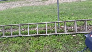 12 ft double ladder for Sale in San Antonio, TX
