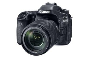 Canon EOS 80D EF-S 18-135mm f/3.5-5.6 IS USM Lens Kit for Sale in Monterey Park, CA