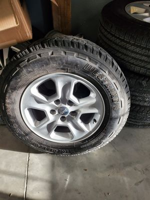Rims grand cherokee for Sale in East St. Louis, IL
