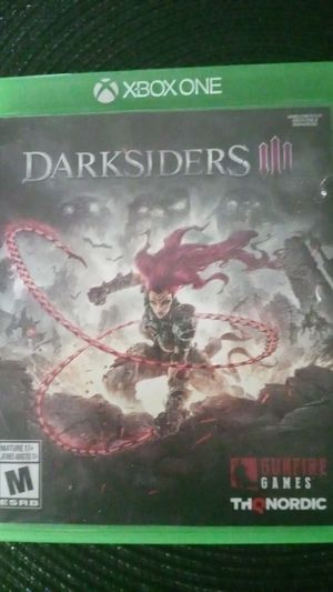 Darksiders 3 for Sale in Cleveland Heights, OH