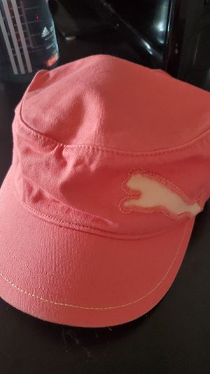 Puma pink hat for Sale in Los Angeles, CA