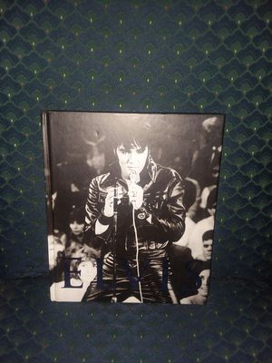 Elvis hard cover book for Sale in Garfield Heights, OH