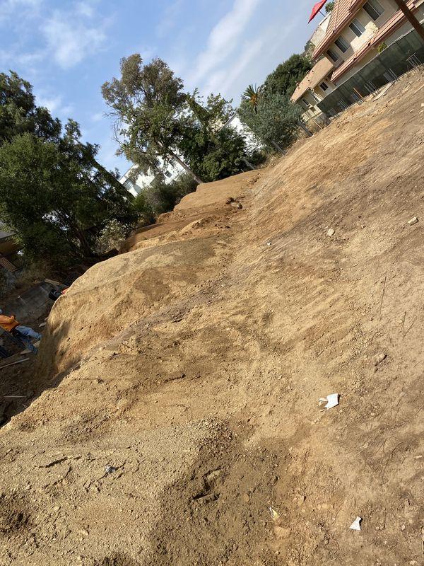 Free dirt