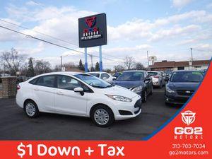 2014 Ford Fiesta for Sale in Detroit, MI