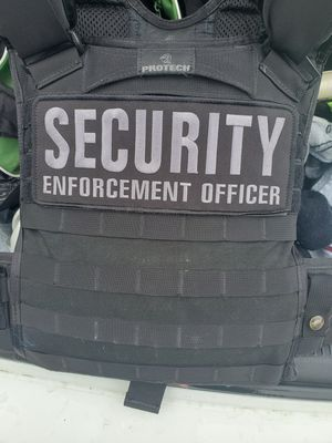 Protech bulletproof vest for Sale in Charlotte, NC
