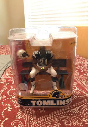 LaDainian Tomlinson aka LT McFarlane Toy Collectible for Sale in Chandler, AZ