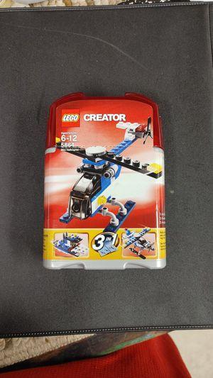 Lego creator mini helicopter 5864 for Sale in Glen Burnie, MD